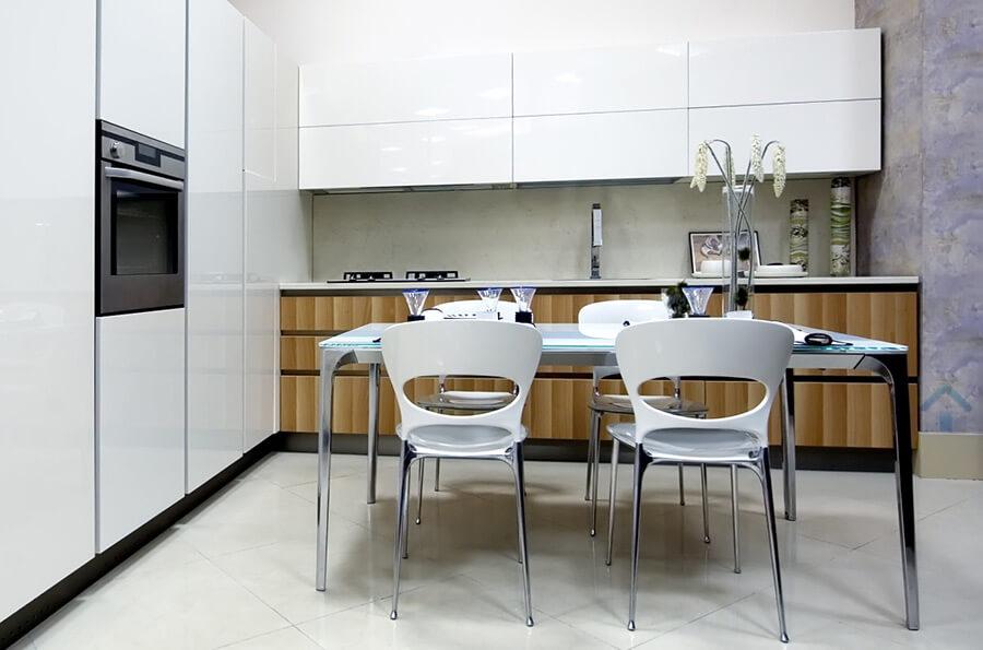 conception de petite cuisine