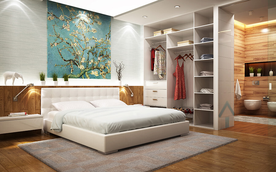 peintre pour chambre et salle de bain