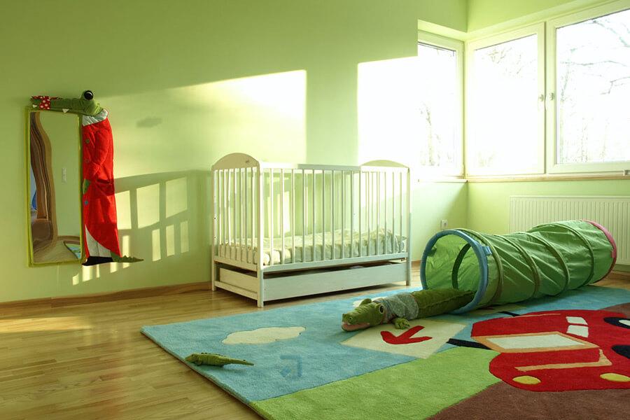 peintre pour chambre pour enfant