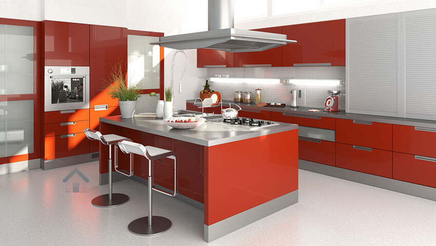 peinture pour la cuisine et la maison